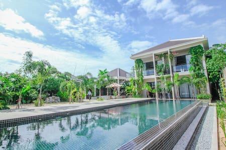 Luxury VIP Villa. Private. Personalised service! - Krong Siem Reap