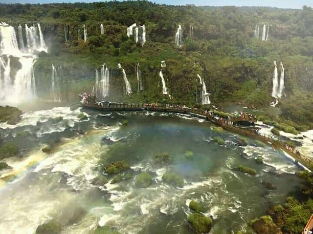 Sua casa na Terra das Cataratas. - Foz do Iguaçu - Casa