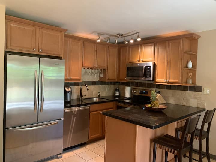 Perfect Downtown Lahaina Condo. LIVE, WORK, PLAY!