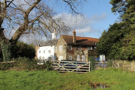 Delightful 16th Century Hotel - Pulborough - Bed & Breakfast