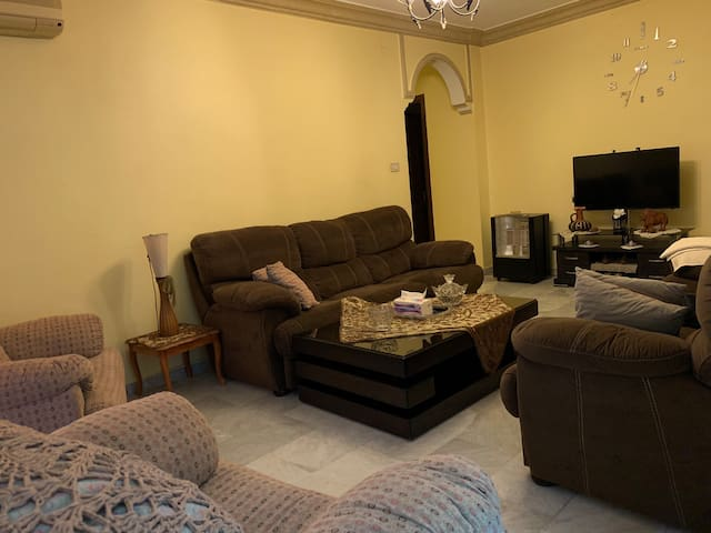 Spacious apartment with great location