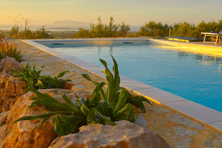 Villa with Islands View - Marsala - Villa