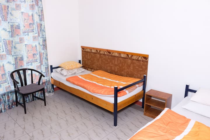 Hostel Alexander ground floor 3 beds