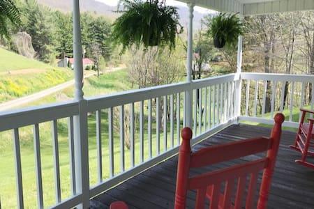 Shoal Creek Guest House, Burnsville, NC