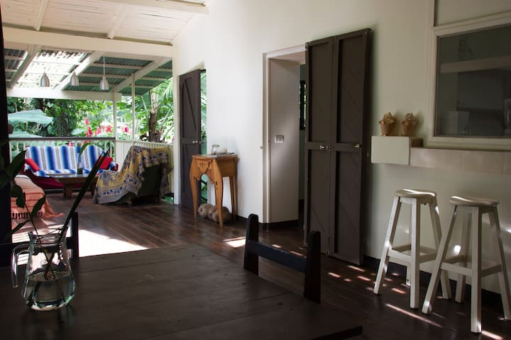 Jungle Loft (1-2p) Playa Cocles - Cocles - Apartamento