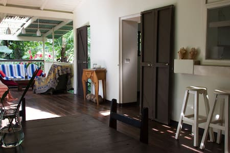 Jungle Loft (1-2p) Playa Cocles - Cocles - Wohnung