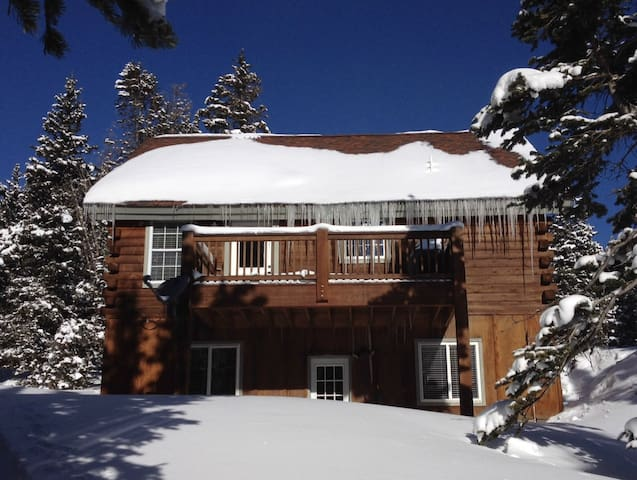 Chic Mountain Chalet with Fabulous Views! - Breckenridge - House