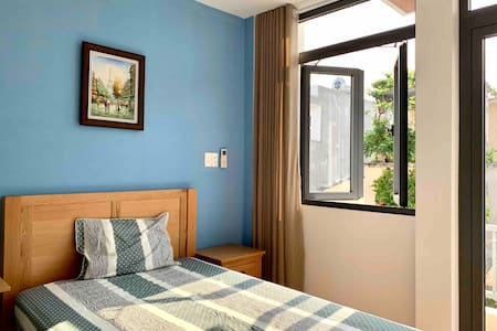 Misa's room 11 with balcony in Go Vap