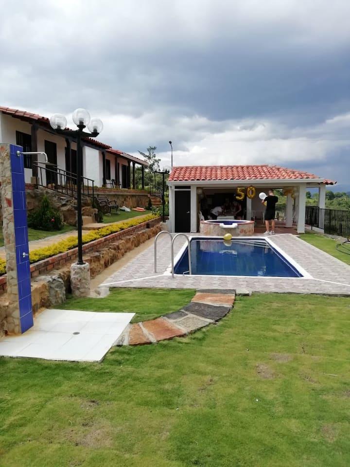 Villas San Gabriel-Socorro-Santander