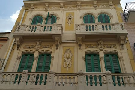 Palazzo Lagioia: appartamento in palazzo liberty - Triggiano
