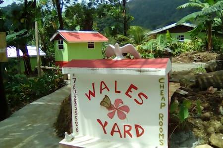 WalesYard. - Wotten Waven - Chalet
