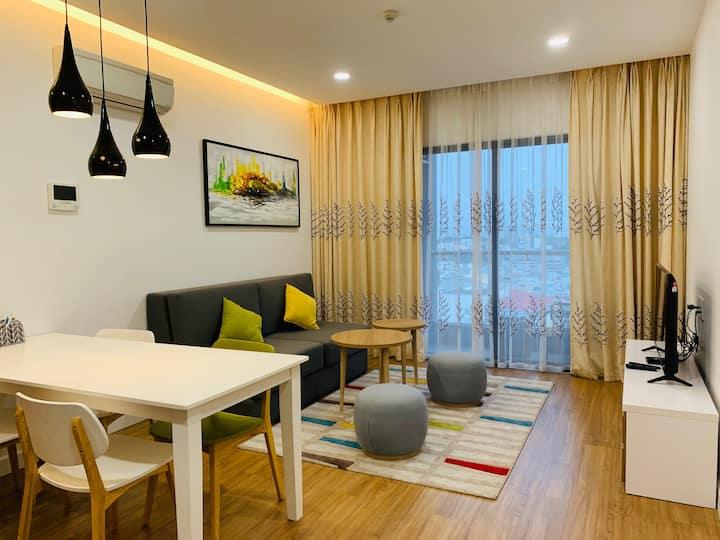 Poppy House*Suite 1PN Luxury*Lotte/checkin tự động