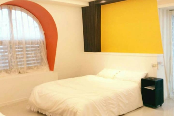 獨立一層一戶私人套房New private apartment -  羅東 - Appartement