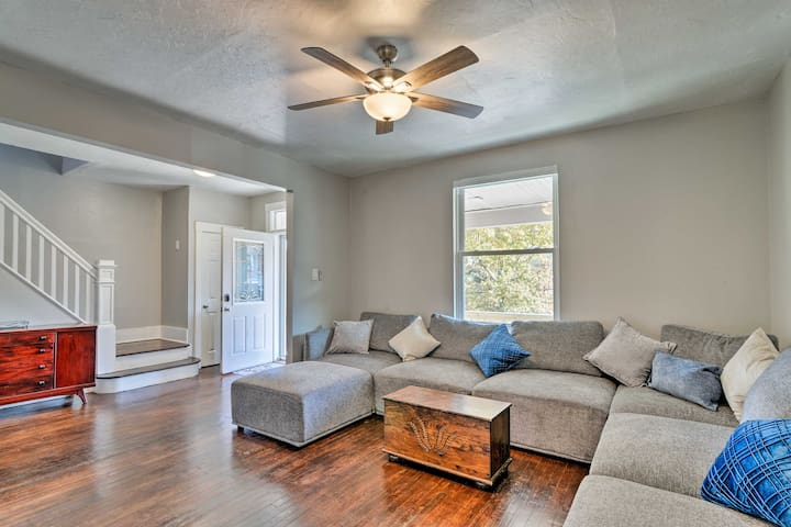 NEW! Steel City Family House - 4 Mi. to Downtown!