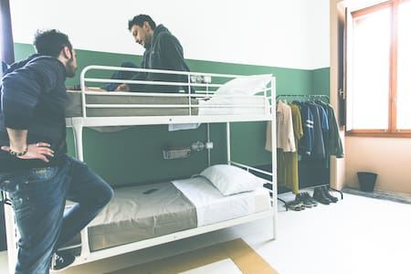6 bed mixed Dorm @ Sanvito Hostel