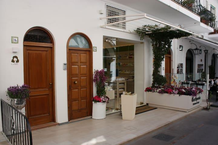 Appartamento nel cuore di Capri - Capri - Lägenhet