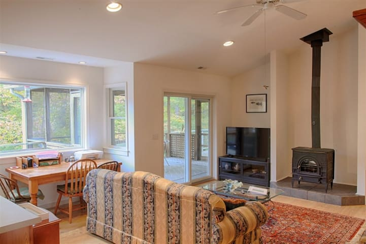 Come Relax in our lovely home with your family or friends while exploring Urbanna!
