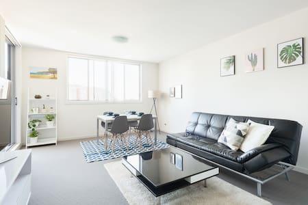 Modern Clean Inner West Apartment