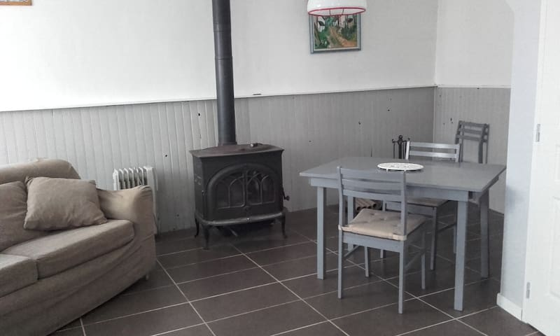 Charmant appartement 4 personnes - Saint-Beauzély - Apartamento