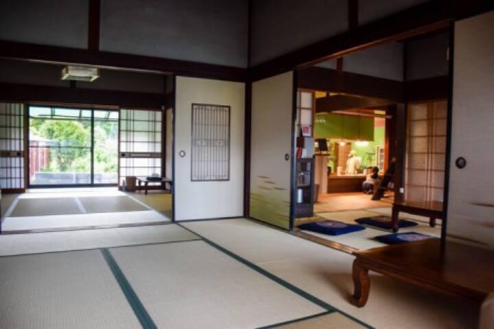 せとうちつなぐキッチンが営む郷(ごう)の家。Gonoie in Setouchi