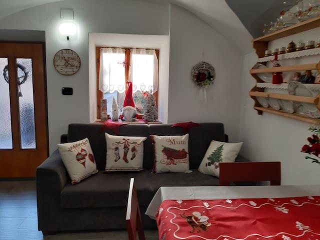 Appartamento dal fascino antico e fiabesco