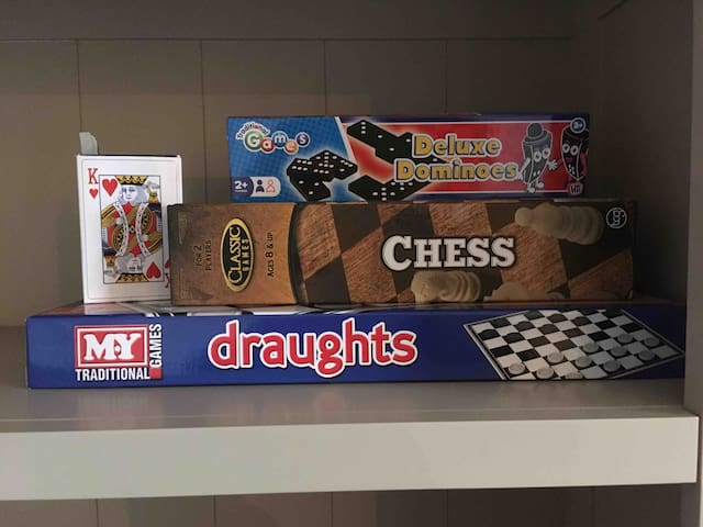 Selection of games