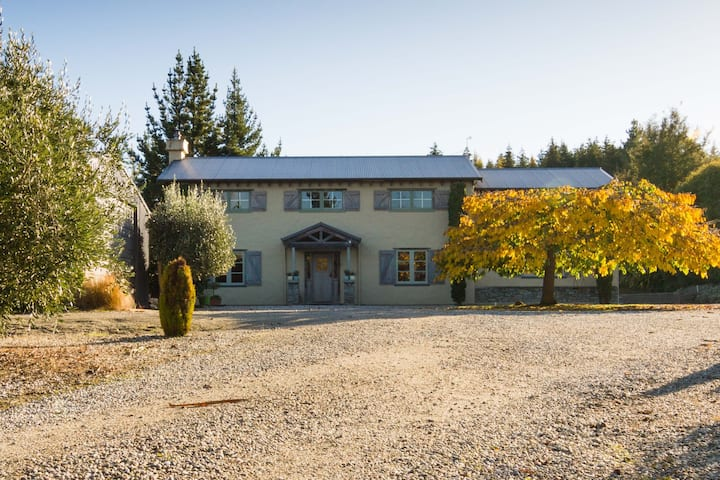 Wanaka's slice of Provence - guest apartment