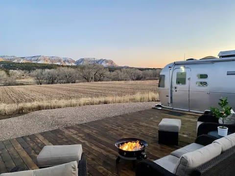 The Airstream at East Zion #1