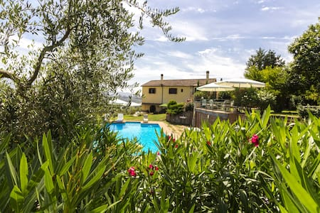 Villa with Pool Close to Rome!!! - Tarano