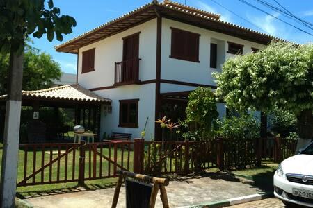 Casa 4/4 para carnaval - Genipabu - Camaçari - House