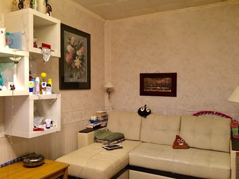 Main room - sofa