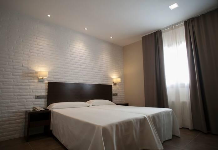 Habitación Doble | Hotel Restaurante El Corte