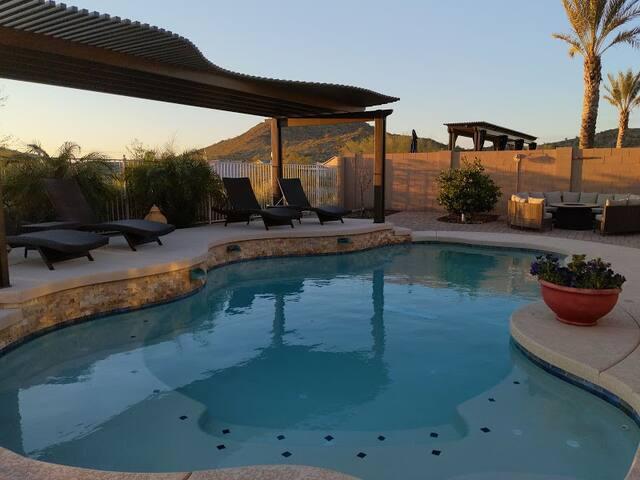 Arizona Sun and Fun - Estrella Mountain Ranch