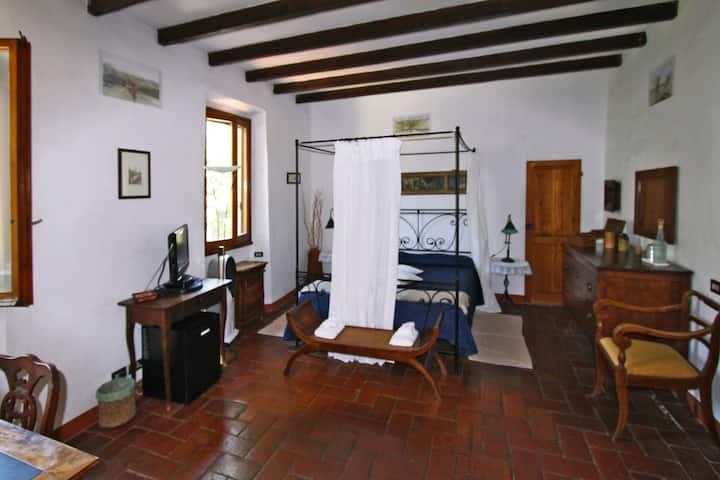 Salcio room in B&B La Martellina