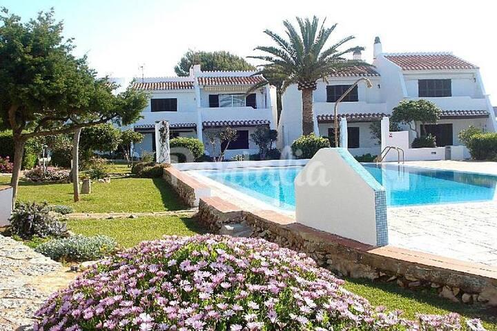 Apartamento con piscina en Complejo Privado