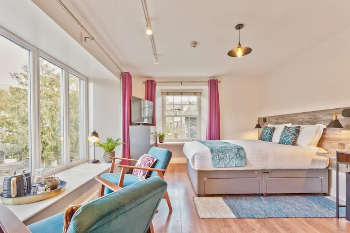 The Apple Loft in the Heart of Ambleside-sleeps 8