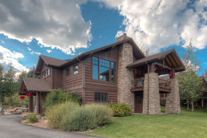 Luxe Home in Big Sky Town Center