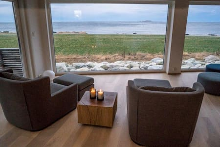Privat house, exclusive, ocean view - Alnes - House