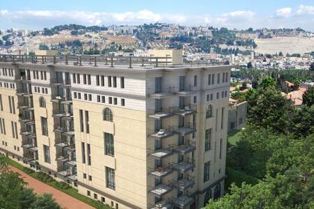 Luxury Apt, Boutique Hanevi'im. Heart of Jerusalem - Jerusalem - Flat
