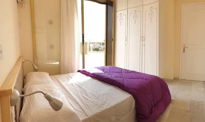 Private double room, Nex Hostel