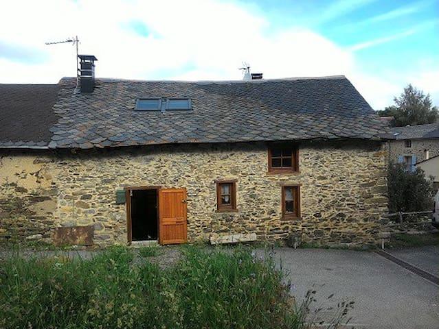 Maison de Montagne - Réal - Casa