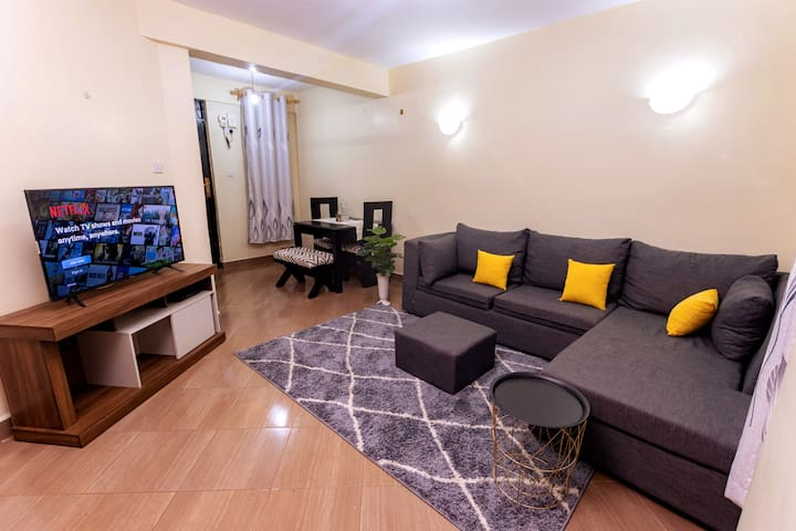 Modern+Convenient 1BR  Near Two rivers Mall