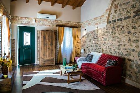 Jason's Stone House - Agios Mattheos - 独立屋