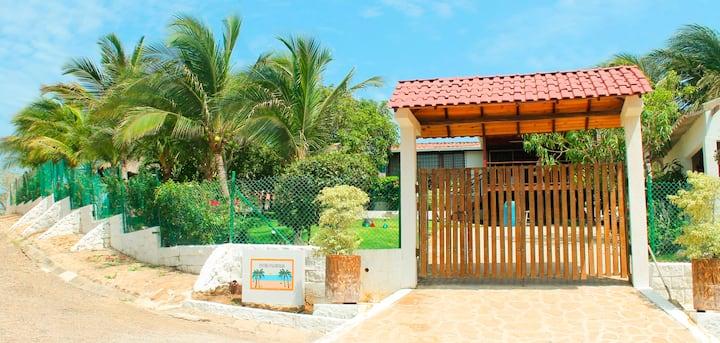 Casa Playa en Puerto Velero