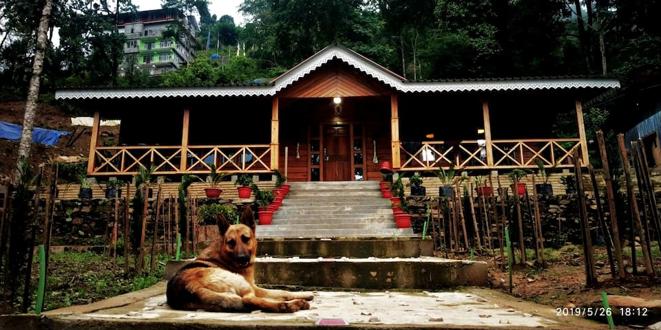 chaso eco retreat and homestay
