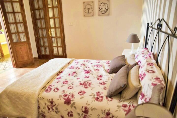 Twin Bed/ Double Room Chico Casa Vegana Arucas