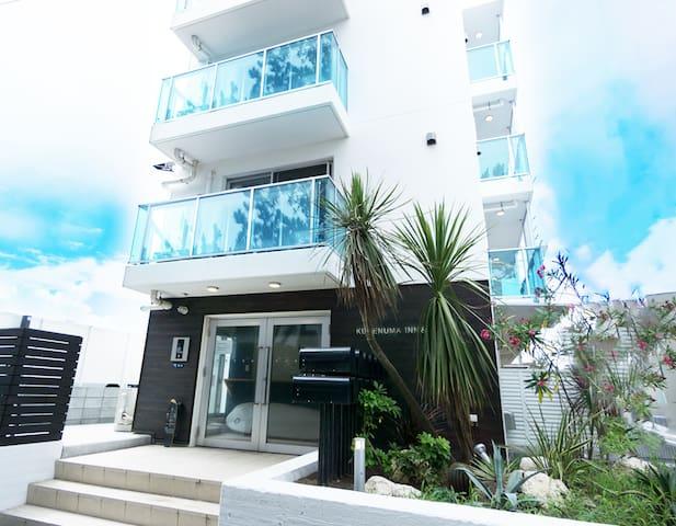 鵠沼海岸が目の前のアパートメントホテル 305号室
