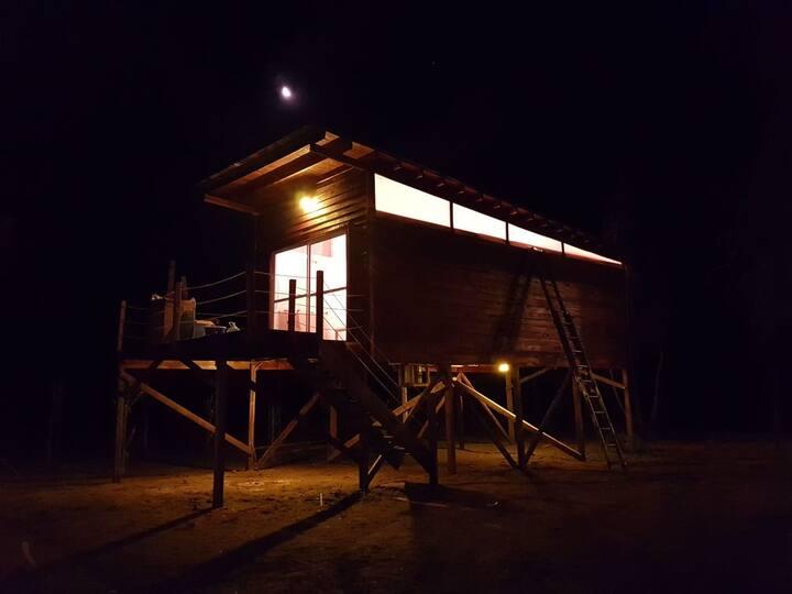 Cabañas en el Delta, Cabaña # 2