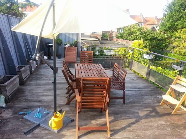 Splendid duplex  - Watermael-Boitsfort - Apartment
