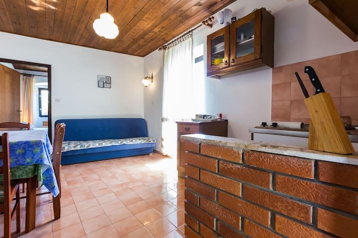 Jeličić apartments near sea / Jelicic 2, 1BR Apartment